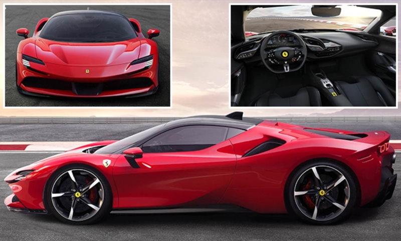 Ferrari's Most powerful Road-Legal Car Ever, The SF90 Stradale