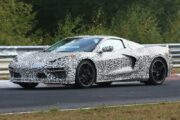 Revealing Chevrolet's New Mid-Engined Corvette