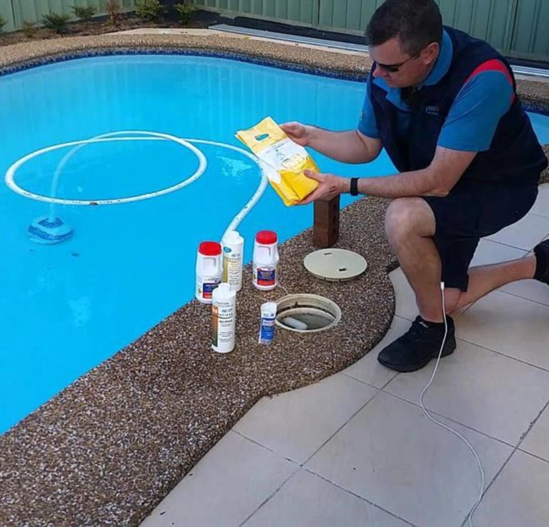 Ill-Effects Of Pool Chemicals