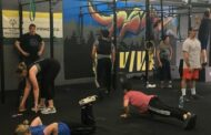 Murph Challenge Offered By The Local Gym To Honor The Fallen Soldiers
