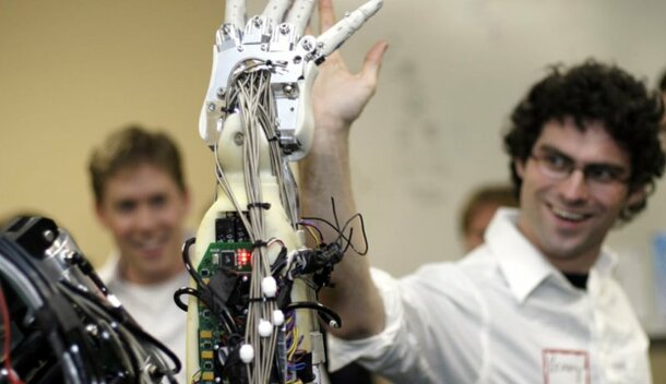 Research Has Lead To Psychosensory Touch-Sensitive Electronic Skin For AI And Humanoid Robotics Development