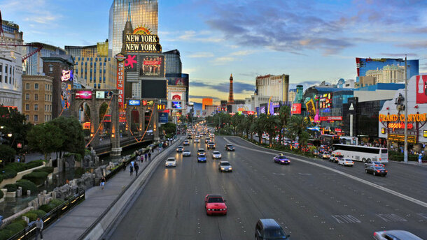 The Days Of Wrong-Side Drivers Are Coming To An End In Las Vegas