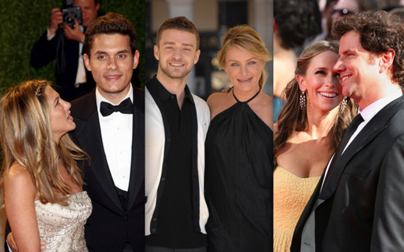 The Summer Sure Did Heat Things For These Eight Couples