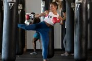 Want An Unconventional Style Of Working Out? Try Kickboxing For A Change!
