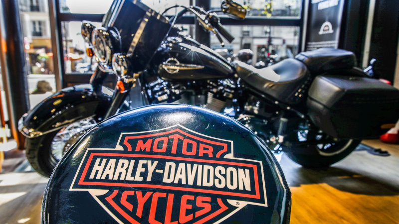 Europe May Become A Harley Davidson Factory Location
